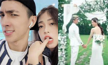 Lộ hậu trường chụp ảnh cưới của Bình An và Phương Nga, fan nghi hôn lễ vào tháng 9 là có thật?