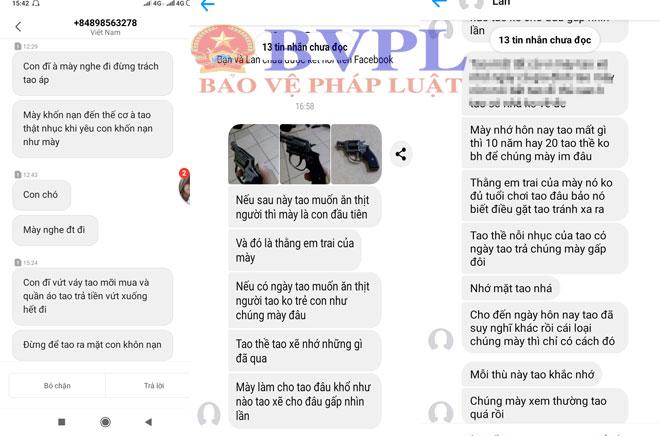 Hé lộ nội dung những tin nhắn lạnh lẽo của nghi can sát hại 2 nữ sinh viên - 1