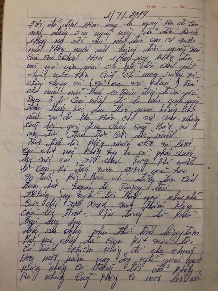 Công an nói gì về bức tâm thư uất ức của nguyên Phó GĐ truy sát cả nhà em gái - 3