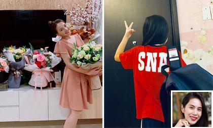 Sao Việt 18/9/2019: Bảo Thanh tiết lộ về mức lương không đủ tiền thuê nhà; Muốn mượn điện thoại mẹ, con gái Thủy Tiên 'bày trò' cực bá đạo
