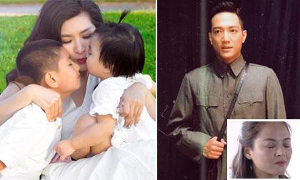 Sao Việt 18/9/2019: Nguyễn Hồng Nhung nhắn nhủ hai con sau đổ vỡ lần 2; phản ứng của Chí Nhân khi vợ cũ khóc trên truyền hình nói về chuyện ly hôn