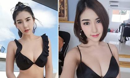 Người mẫu Thái Lan tử vong một cách bí ẩn, camera an ninh ghi lại cảnh nạn nhân bị kéo lê vào thang máy