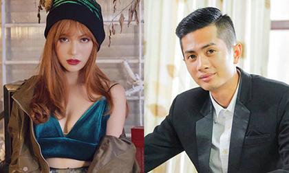 Vừa công khai yêu nhau, Huỳnh Phương đã 'đánh dấu chủ quyền' với Sĩ Thanh trên facebook