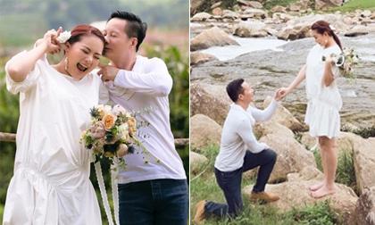 Trọn bộ ảnh cưới ngoại cảnh của Phan Như Thảo và đại gia Đức An ở Sa Pa