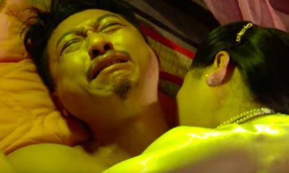 Sốc với cảnh Cao Thái Hà cưỡng hiếp Hứa Minh Đạt trong 'Tiếng sét trong mưa'