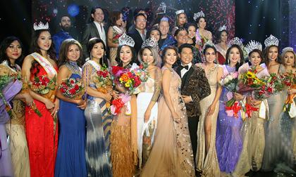 Hoa hậu Việt Nam Toàn cầu lần thứ 12 tìm ra Tân Hoa hậu mùa giải 2019