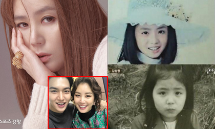 'Mẹ Lee Min Ho' sở hữu vẻ đẹp hoàn hảo khiến hậu bối cũng phải 'câm nín', xem ảnh hồi nhỏ đã thấy 'gen Hoa hậu'