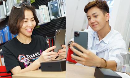 Iphone 11 vừa mở bán, những sao Việt này đã nhanh tay 'tậu' về