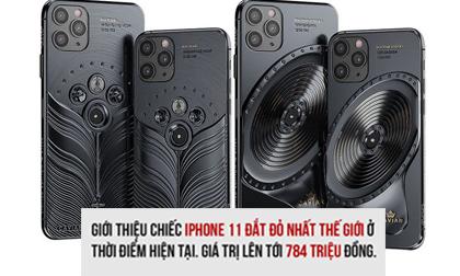 Cận cảnh chiếc Iphone 11 đẹp, độc đáo và có giá hơn 1 tỷ đồng