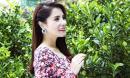 """Kiwi Ngô Mai Trang đẹp """"không tì vết"""" giữa vườn xuân"""