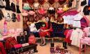 Nữ đại gia chi hơn 3 tỷ sắm tủ hàng hiệu tặng sinh nhật con gái 2 tuổi