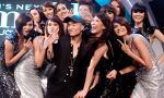 Ngắm loạt ảnh hậu trường thú vị của Vietnam's Next Top Model 2012