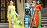 Ngắm Á khôi 2 ĐBSCL 2012 khoe dáng với áo dài