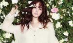 Park Min Young e ấp giữa rừng hoa mùa xuân