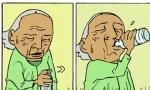 Truyện tranh dịch: Bà nội 'xì tin'