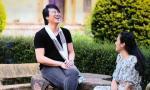 Thanh Bùi tiết lộ ảnh cưới giản dị trong hôn lễ