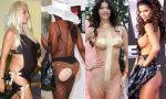 Những sao nữ ăn mặc lố bịch nhất thế giới