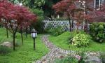 Những góc bài trí vườn đẹp độc
