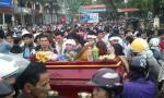 """Ngày mai xét xử vụ quan tài """"diễu phố"""" ở Vĩnh Phúc"""