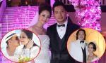 Nhan sắc sao Việt trong đám cưới lần 2