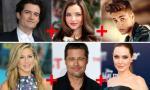 Sao Hollywood đau đầu vì vướng tình tay ba