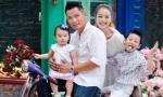 Jennifer Phạm khoe ảnh gia đình hạnh phúc viên mãn