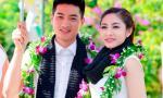Hoa hậu Đặng Thu Thảo cùng trai đẹp tham gia Lễ hội mưa Đà Lạt