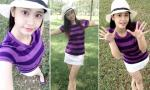 Trương Quỳnh Anh khoe vẻ đẹp trẻ trung như nữ sinh 16