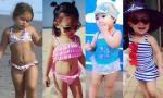 Khi sao nhí Việt đọ dáng bikini cực yêu với Harper