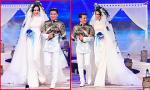 Đàm Vĩnh Hưng làm vedette hóa chú rể cùng Trang Nhung