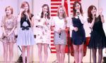 6 'mảnh' SNSD gây náo loạn trung tâm thương mại Hà Nội