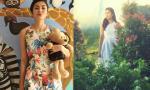 Fan thích thú trước bức ảnh Hà Tăng đẹp như ở xứ sở kỳ diệu