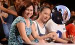 Mẹ Bảo Anh 'cười rũ rượi' chứng kiến con gái bị 'tra tấn'