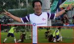 Nghệ sỹ Trần Nhượng lần đầu ra sân, thủ thành Hải Anh khốn đốn