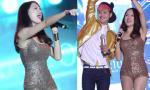 Hương Giang Idol mặc gợi cảm khiến 25.000 khán giả 'phát cuồng'