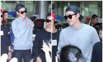 Kim Woo Bin xuất hiện 'chớp nhoáng' gây 'náo loạn' sân bay Việt Nam