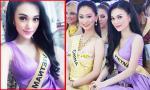 """Cao Thùy Linh tiếp tục tỏa sáng bên dàn mỹ nhân """"Hoa hậu Quốc tế"""""""