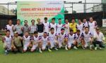 Ngôi Sao FC soán ngôi vô địch Cúp Tạp chí Công thương lần thứ III