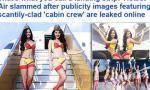 Ảnh Ngọc Trinh mặc áo tắm chụp quảng cáo tiếp tục lên báo Anh