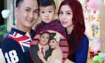 Lộ diện chồng và con trai của 'bạn gái' Hồ Quang Hiếu