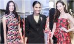 Thùy Dung tái xuất rạng rỡ cạnh dàn Hoa hậu tại sự kiện