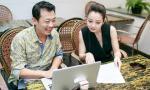 Bắt gặp Jennifer Phạm 'hẹn hò' Vân Sơn ở Thủ đô