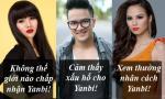 Sao Việt bức xúc với phát ngôn miệt thị giới tính thứ 3 của Yanbi
