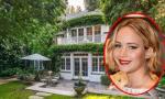 'Ngẩn ngơ' trước biệt thự thơ mộng 150 tỷ của Jennifer Lawrence