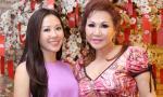 Bồ tỷ phú Vũ Hoàng Việt 'đọ dáng' với hoa hậu Thu Hoài