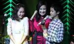 Những lần sao Việt tự hào khoe con trên sân khấu