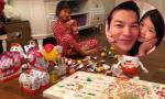 Trần Bảo Sơn mua 'núi' đồ chơi cho con gái