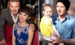 Tóc Tiên: David Beckham rất thích khoe hình con gái Harper