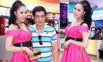 Phi Thanh Vân khoe dáng quyến rũ bên chồng sắp cưới