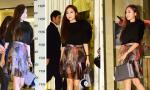 Jessica mặc sành điệu tham dự sự kiện ở Hàn sau khi rời SNSD